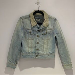 TNA | Light Wash Denim Jacket